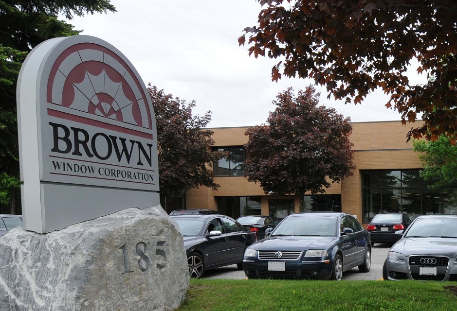 brown window corporation